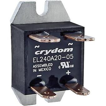 SSR 1 pc(s) Crydom EL240A20-05 Current load (max.): 20 A Swi