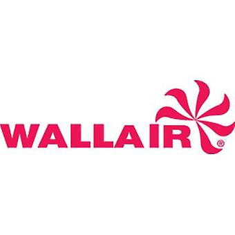 Wallair 20100287 Radial extracteur 230 V 1120 m³/h 25 cm