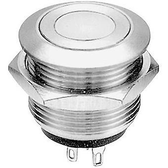 APEM AV09C7L3D2003 Tamper-proof pushbutton 24 V AC 0.05 A 1 x On/(On) momentary 1 pc(s)