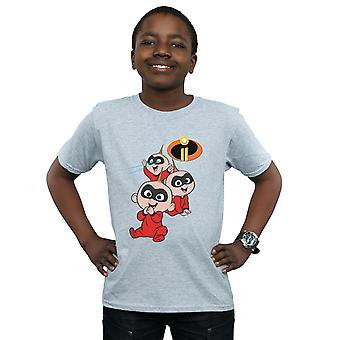Disney Boys The Incredibles Jak Jak T-Shirt