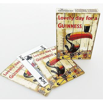 Guinness Gilroy Designs Set Of 52 Playing Cards