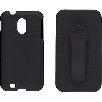 Wireless Solutions Shell & Holster for Samsung Epic Touch 4G SPH-D710, Galaxy S2