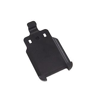 Vridbar bälte Clip hölster för Pantech skiffer C530 - svart