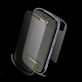 ZAGG invisibleSHIELD for Samsung S30 SPH-M810 (Full Body)