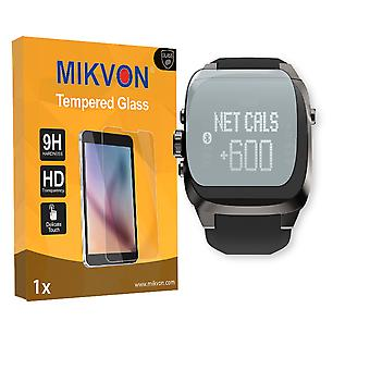 iFit Duo Knight Screen Protector - Mikvon flexible Tempered Glass 9H (Retail Package with accessories)