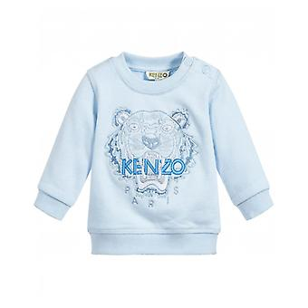 Kenzo Kids Iconic Tiger Embroidered Sweat