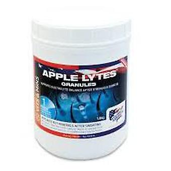 Equine America Apple Lytes 1,8 Kg (Horses , Food , Food complements)