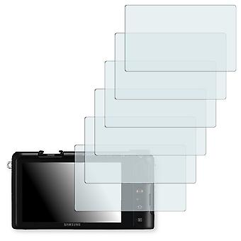 Samsung NX2000 display protector - Golebo crystal clear protection film