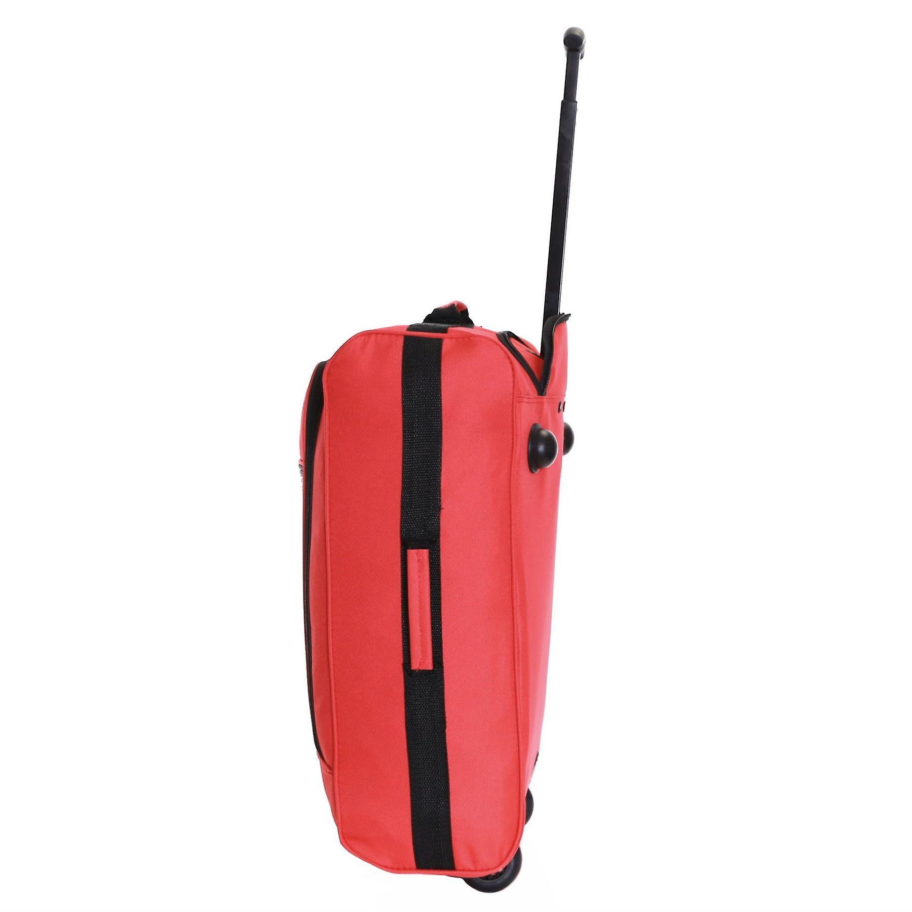 Slimbridge Montecorto Cabin Trolley Bag, Red