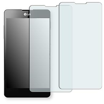 LG E975 Optimus G screen protector - Golebo crystal clear protection film