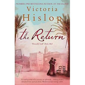 Afkast af Victoria Hislop - 9780755332953 bog