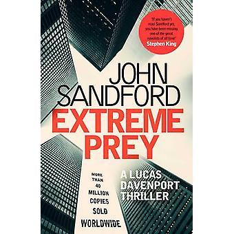 Extreme Prey by John Sandford - 9781471160219 Book