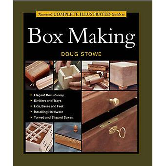 Taunton's Complete Illustrated Guide to Box Making by Jeff Jewitt - 9