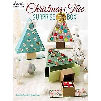 Christmas Tree Surprise Box by Diana Crick - 9781573679350 Book