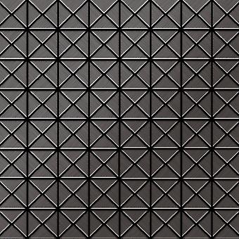 Metal mosaic Titanium ALLOY Deco-Ti-SB