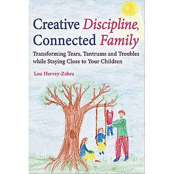 Discipline créative - relié - transformer les larmes - famille de colère