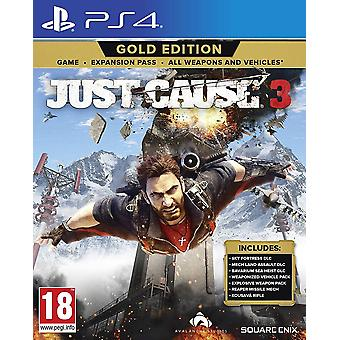 Just Cause 3 Gold Edition juego de PS4
