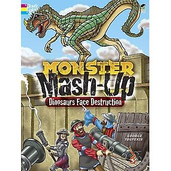 Monster Mash-Up - Dinosaurs Face Destruction
