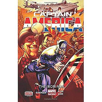 Captain America Volume 4: The Iron Nail (Marvel Now)
