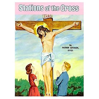 The Stations of the Cross: (Pack of 10)