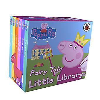 Peppa Pig: conte de fées petite bibliothèque