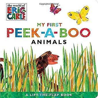 Min första Peek-A-Boo djur (världen av Eric Carle) [styrelse bok]