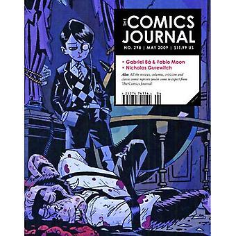 Comics Journal #298, la
