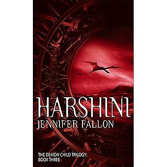 Harshini (Demon Child Trilogy)