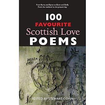 100 poèmes d'amour écossais préférés