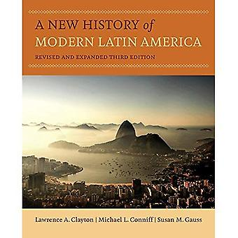 A New History of Modern Latin America
