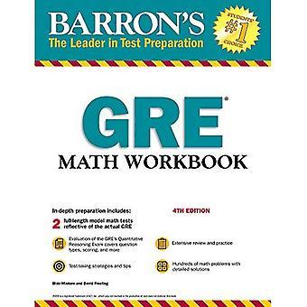 Barron's GRE Math Workbook,� 4th Edition