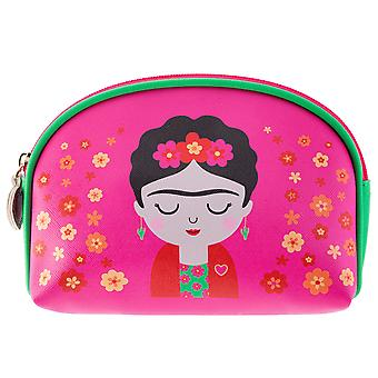 Sass & Belle Frida Pink Cosmetic Bag