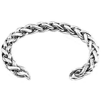 Anchor and Crew Genoa Sail Chain Bangle - Silver