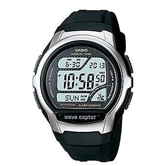 Casio digital watch quartz men with plastic strapping WV-58U-1AVES