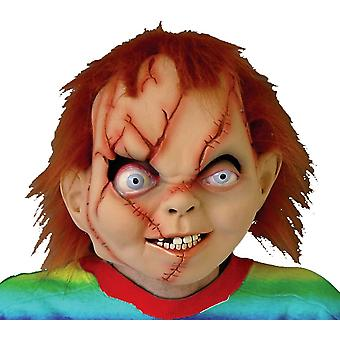 Chucky Seed Of Latex Mask For Adults