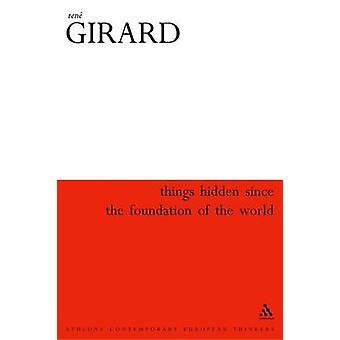 Dingen verborgen sinds de grondlegging der wereld door Girard & Ren