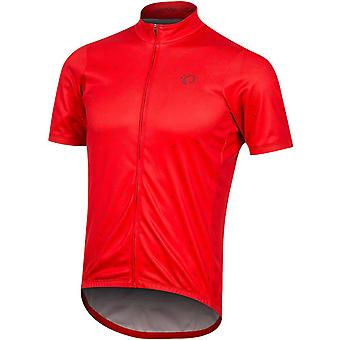 Pearl Izumi Torch Red Paisley Select LTD Short Sleeved Cycling Jersey