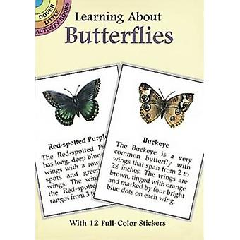 Learning About Butterflies by Jan Sovak - 9780486295510 Book