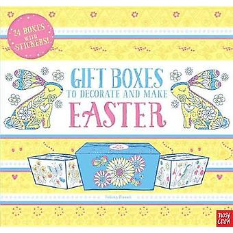 Gift Boxes to Decorate and Make - Easter by Nosy Crow - 9780763696382