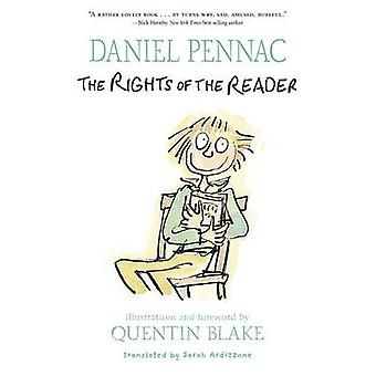 The Rights of the Reader by Daniel Pennac - Quentin Blake - Sarah Ard