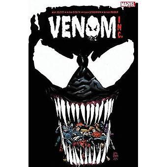 Amazing Spider-man - Venom Inc. by Dan Slott - 9781846538940 Book