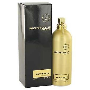 Montale Attar By Montale Eau De Parfum Spray 3.3 Oz (women) V728-518261