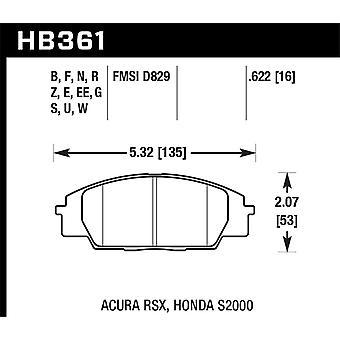 Hawk Performance HB361U.622 DTC-70