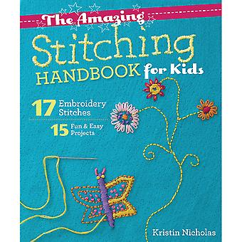 FunStitch Studio-Stitching Handbook For Kids FSS-11081