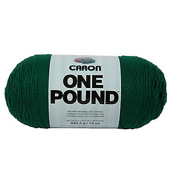 Caron One Pound Yarn Kelly Green 294010 10510