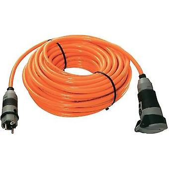 Current Extension cable [ PG plug - PG connector] Orange 25 m as - Schwabe 62261