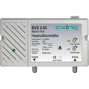 Cable TV amplifier Axing BVS 2-65 25 dB