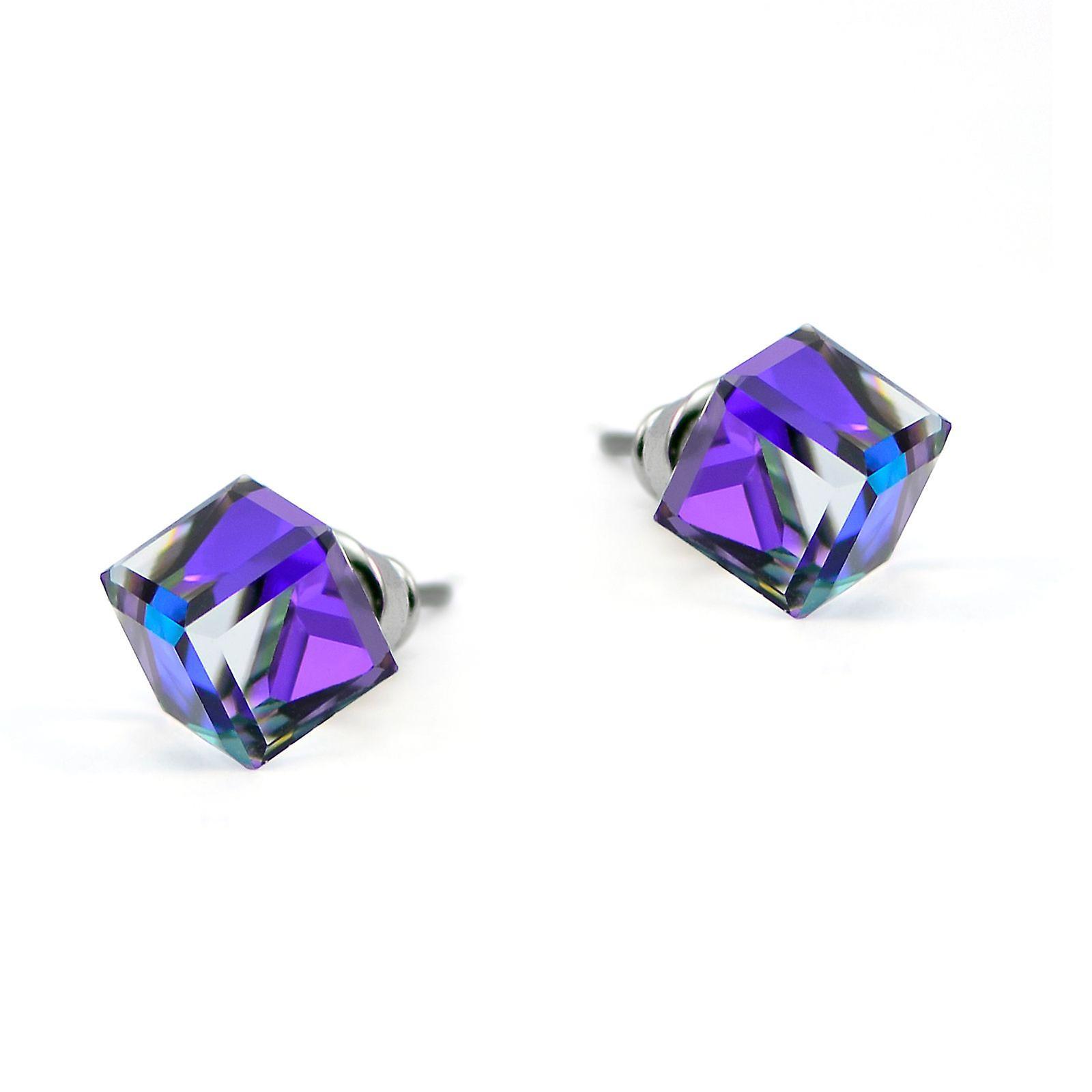 Crystal Stud Earrings EMB10.11