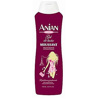 Anian Moussant Gel 750 Ml (Woman , Cosmetics , Body Care , Shower And Bath , Bath Gels)