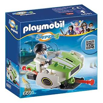 Playmobil 6691 Skyjet (Toys , Dolls And Accesories , Miniature Toys , Vehicles)